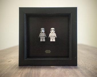 Star Wars Framed Minifigures - The Force Awakens
