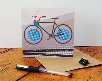 Father's day - Bike Card (AHP024)