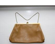 Yellow Women's Purse/ Ladies Purse/ Cute Little Yellow Bag