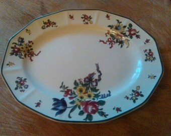 Royal Doulton Oval Plate