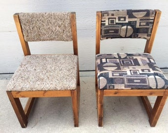 Recovered Chairs