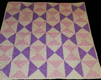 Baby Quilt - Ready to Ship