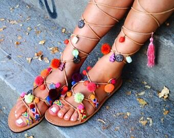 "Sandals ""Misty 2"""