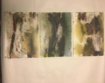 Abstract Seascapes