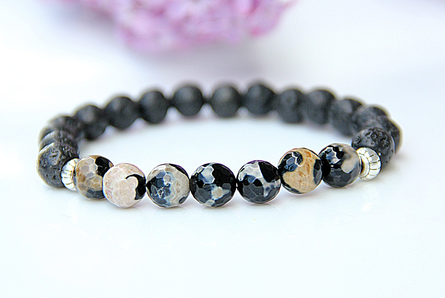 mens jewelry mens bracelet gift day gift fathers