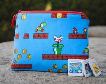 3DS Case Mario Nintendo