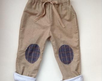 Kid's Trousers PDF Pattern