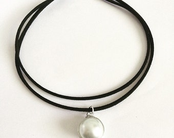 Choker Pearl Necklace