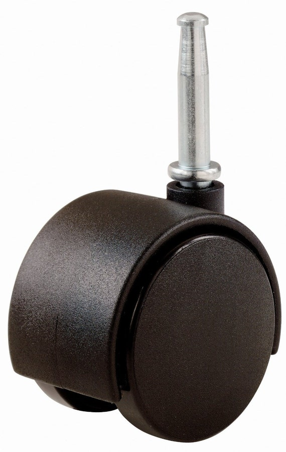 2 inch office chair caster wheel 5 16 stem 75 lb for 2 furniture casters