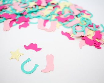Cowgirl Confetti (200 Pieces)