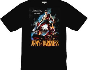 ARMY OF DARKNESS Shirt Horror Evil Dead