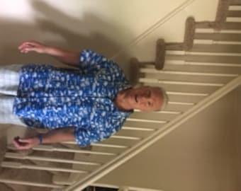 Men's XXL, XXXL Hawaiian Shirt