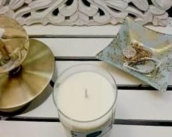 Lemongrass - Double Wick Soy Wax Candle