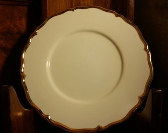 Italian ceramic platter/charger