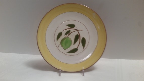 Stangl Lime 8'' Plate #3775