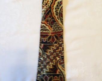 Men's 100% Silk Tie by Gianni Versace