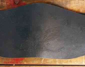 BUCO Kidney Riding Belt Leather Motorcycle belt. Size S