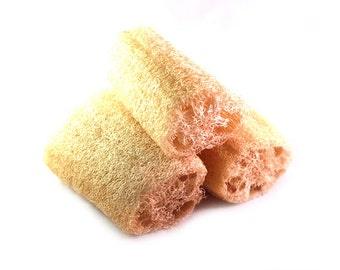 Natural Loofah- Large All Natural Loofah Exfoliating Sponge Locally Grown