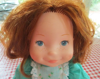 Fisher Price My Friend Becky, Baby Doll, 80's Toys,