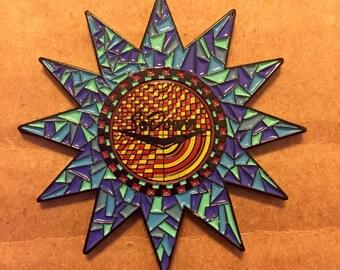 SoDown Sun Pin