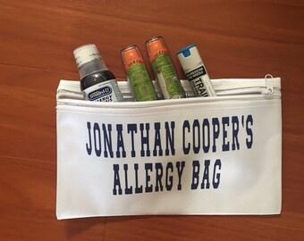 Allergy Supply Bag
