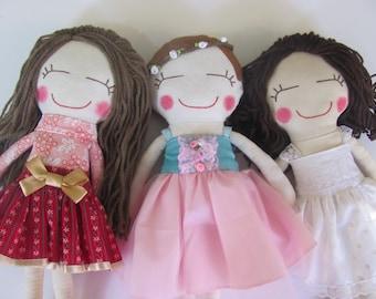 doll, rag doll, rag dolls, cloth dolls, handmade cloth doll, hand made dolls, soft dolls, custom doll, custom made doll, custom rag doll