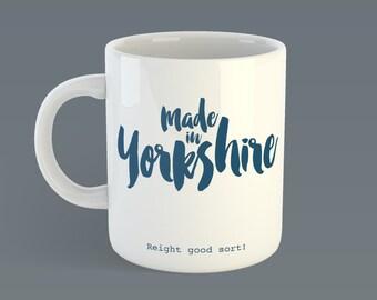 Made In Yorkshire Mug