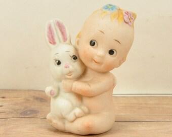 Vintage Kewpie Doll-Kewpie Doll Figure-Vintage Doll