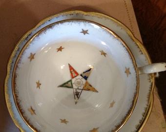 Royal Stafford bone China Eastern Star tea cup