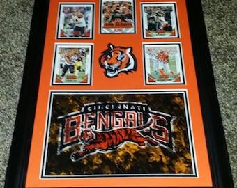 Cincinnati Bengals 2015 11x17