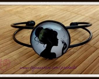 Bracelets - Cabochon feminine / Bracelet - Woman Cabochon