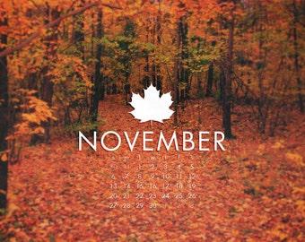 100 November Prompts