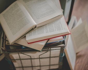 Antique / Decorative Books