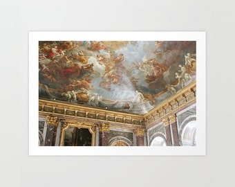 Versailles Print Set (x4)