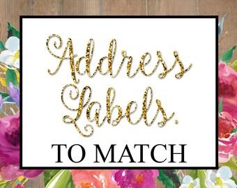 Custom Address Labels | DIY Printable | Avery | Print Your Own