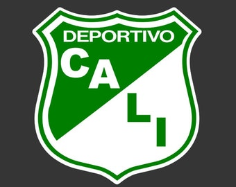 Deportivo Cali Car sticker