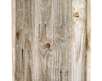 BarnwoodUSA Rustic Old Wooden Tray 16x20, Weathered Gray, Black Handles Wooden Serving Tray