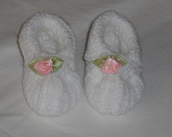 Baby shoes - shoes - baby shoes - push - children's shoes - wool boots - handmade