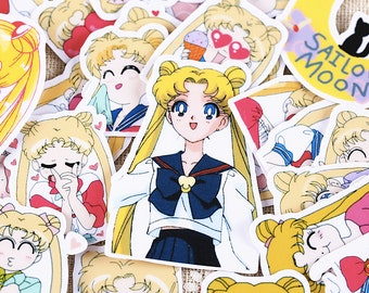 Planner Stickers - Sailor Moon Series II