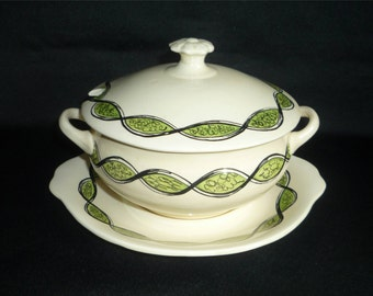 Graham Sutherland Tureen for Clarice Cliff - 1934 Harrods/Art in Industry Exhibitions