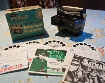 1950's Sawyer's View-Master Lighted Stereo Viewer