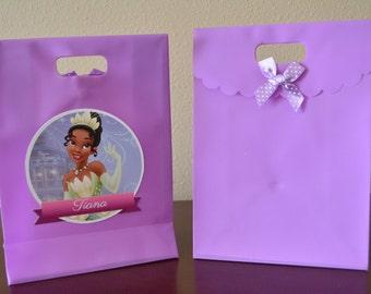 Princess Tiana goody bags