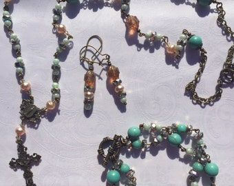 Marian Necklace Set