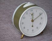 Junghans Bivox alarm clock, 1960s