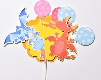 Dragon Centerpiece, Dragon Birthday Party, Dragon Decoration, Dragon Centerpiece Party, Dragon Birthday Supplies