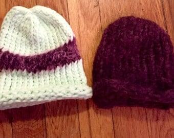 Multicolor Baby Hat