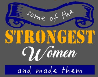 God Made Some of The Strongest Women FFA Moms
