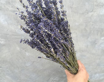 Dried Lavender, Lavender bouquet, Wedding bouquet, Wedding flower, Dried flowers