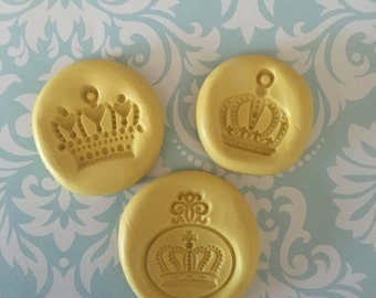Crown Mold for Fondant or candy decor,