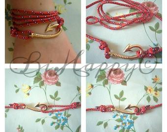 2016 Summer bracelet-Red